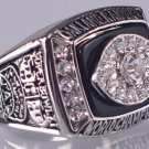 1976 Oakland Raiders super bowl championship ring size 10 US
