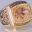 2000 Baltimore Ravens super bowl championship ring size 11 US