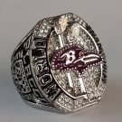 2012 Baltimore Ravens ring super bowl championship ring size 11 US