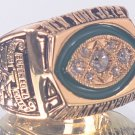 1968 New York Jets super bowl championship ring size 11 US