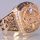 1999 St Louis Rams super bowl championship ring size 11 US