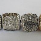 A set San Antonio Spurs Basketball Championship ring replica size 10 US