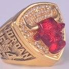 1993 Chicago Bulls Basketball Championship ring replica size 10 US
