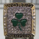 2008 Boston Celtics Basketball Championship ring replica size 10 US