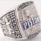 2004 Detroit Pistons Basketball Championship ring replica size 10 US