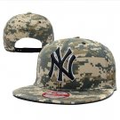 New York Yankees Hat NY Logo adjustable Camouflage cap