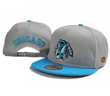 Chicago BlackHawks NHL Hat adjustable cap 006