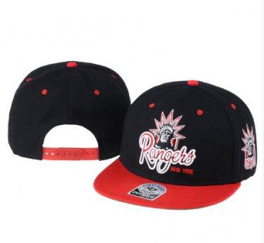 New York Rangers NHL Hat adjustable cap 002