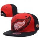 Detriot Red Wings NHL Hat adjustable cap 002