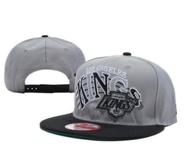 Los Angeles La Kings NHL Hat adjustable cap 002