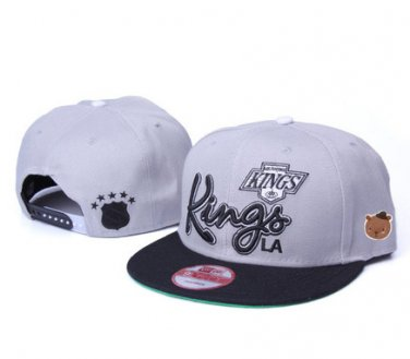 Los Angeles La Kings NHL Hat adjustable cap 005