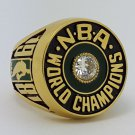 1981 Boston Celtics Basketball Championship ring replica size 10 US