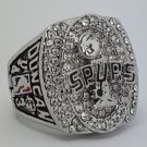 2005 San Antonio Spurs Basketball Championship ring replica size 10 US