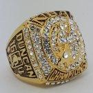 2007 San Antonio Spurs Basketball Championship ring replica size 10 US
