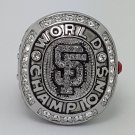 2010 San Francisco Giants world series MLB ring Baseball championship ring size 11 US