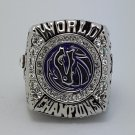 2011 Dallas Mavericks Kidd Basketball Championship ring replica size 10 US
