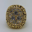 1987 Edmonton Oilers Hockey championship ring size 11 US
