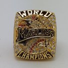 2003 Florida Marlins World Series MLB championship ring size 11 US