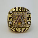 2001 Arizona Diamondbacks Baseball championship ring size 11 US