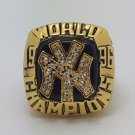 1996 New York Yankees Baseball championship ring size 11 US