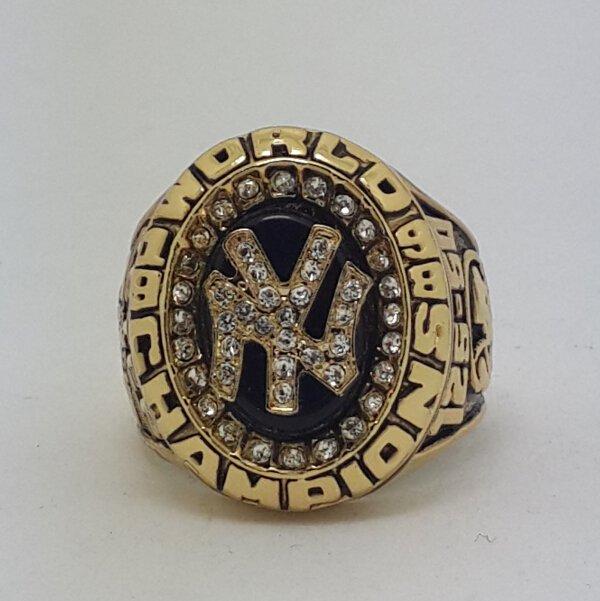 1998 New York Yankees Baseball championship ring size 11 US