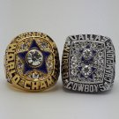 1971 1977 Dallas Cowboys ring VI XII super bowl championship ring size 11 US