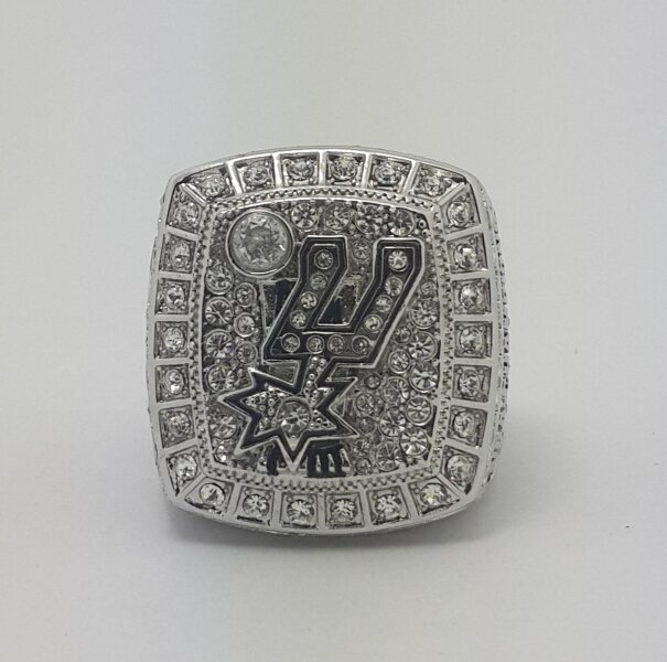2014 San Antonio Spurs DUNCAN Basketball Championship ring replica size 10 US
