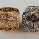 2000 2012 Baltimore Ravens ring super bowl championship ring size 11 US