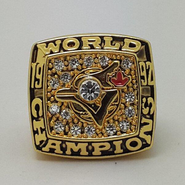 1992 Toronto Blue Jays MLB ring Baseball championship ring size 11 US