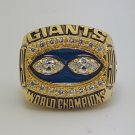 1990 New York Giants super bowl championship ring size 8 9 10 11 12 13 14 US