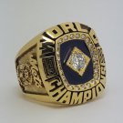 1986 New York Mets Baseball championship ring MLB ring size 8-14 US