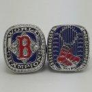 2PCS Boston Red Sox 2004 2013 Baseball championship ring MLB ring size 11 US