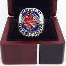 2007 Boston Red Sox MLB Ring Baseball championship ring size 11 US With wooden box
