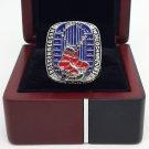 2013 Boston Red Sox Baseball championship ring MLB ring size 11 US with wooden box
