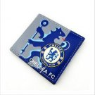 110x98 Chelsea wallet football soccer purse PU fashion souvenior vogue