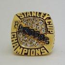 1994 NHL New York Rangers Hockey championship ring size 9-13 US