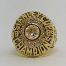 1985 Edmonton Oilers Hockey championship ring size 9-13 US