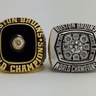 1970 1972 Boston Bruins NHL ring Hockey championship ring size 8-14 US