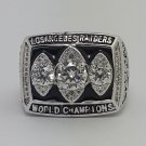1983 Los angeles Raiders XVIII super bowl championship ring size 8-14 US