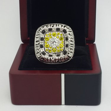 2014 Stewart-Haas Racing Sprint Cup Championship Ring for Kevin Harvick Size 8-14 US With wooden box