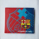 110x98 spain Barcelona wallet football soccer purse PU fashion beauty