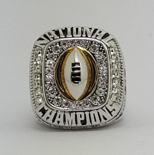 Ohio State Buckeyes 2014 National Championship Ring NCAA football ring size 9-14 US
