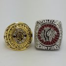 1961 2013 Chicago Blackhawks Stanley Cup NHL Hockey championship ring size 9-14 US