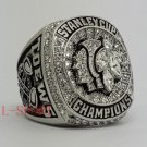 2015 Chicago BlackHawks NHL Stanley Cup Hockey championship ring size 11 US Back Solid