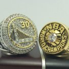 Golden State Warriors 1975 2015 NBA Basketball Championship rings size 8-14 US Back Solid