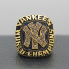 1977 New York Yankees World Series Baseball championship ring size 8-14 US