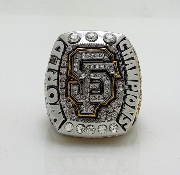 2014 San Francisco Giants MLB world series Baseball championship ring size 11 US