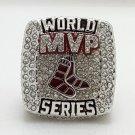 2013 Boston Red Sox MVP World Series Baseball championship ring MLB size 8-14 US