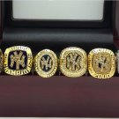 1977 1996 1998 1999 2000 2009 New York Yankees World Series Championship rings + Wooden Box