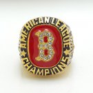 1986 Boston Red Sox World Series Championship ring size 11 US